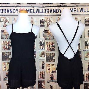 Brandy Melville Adley Romper
